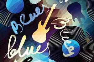 Blues Art