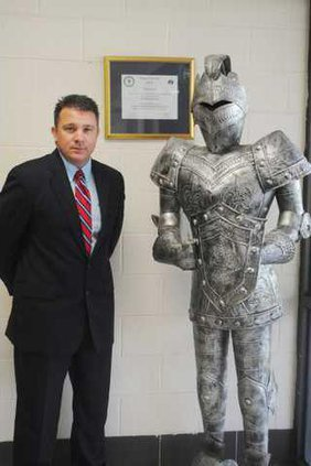 Thomasson With Knight