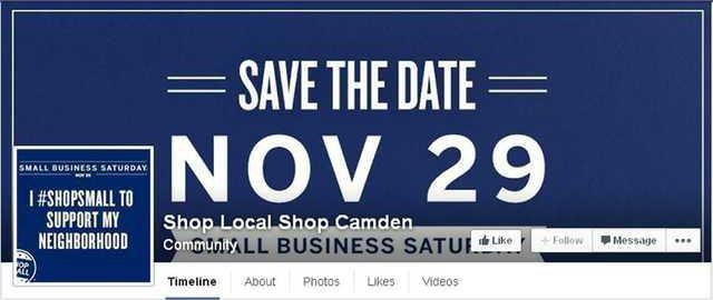Shop Local Shop Camden