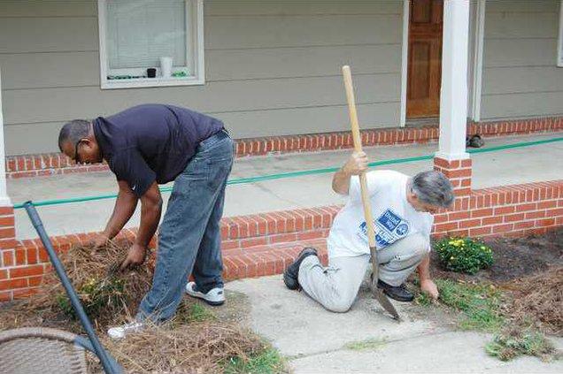 DOC Hengst yard work