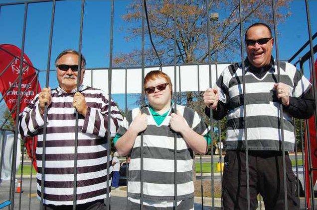 Special Olympics Jail