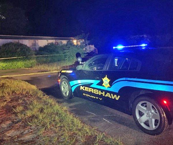 KCSO Crime Scene