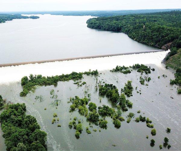 Flood - Wateree Dam