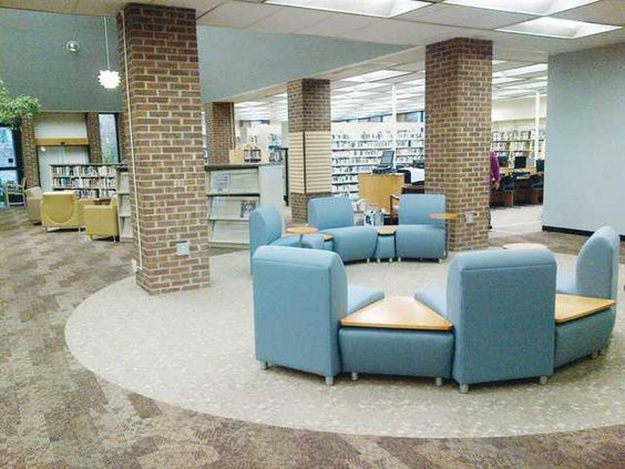 Camden Library Remodel for 11-16