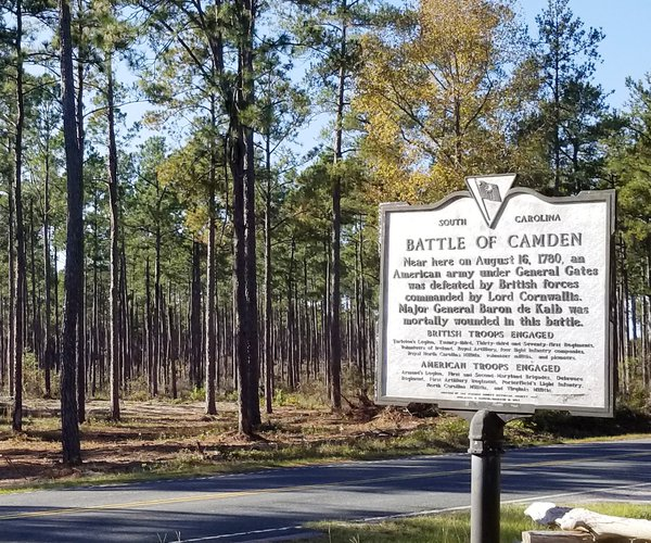 Battle of Camden Site