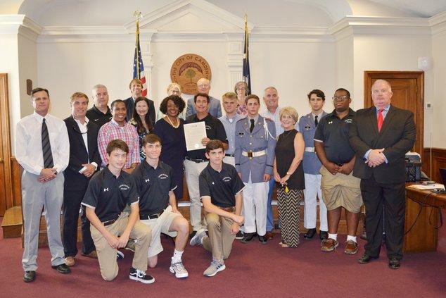 CMA at City Council